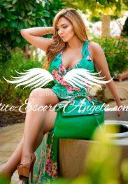 Aza French , agency Elite Escort Angels