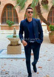 Leonardo , agency Elite Male Models
