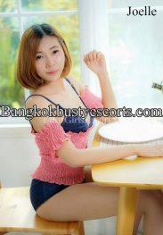 Joelle , agency Bangkok Busty Escorts