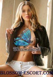 Amelie , agency Blossom Escorts