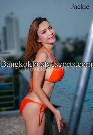 Jackie , agency Bangkok Busty Escorts