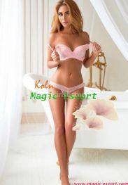 Anastatia , agency Magic Escort