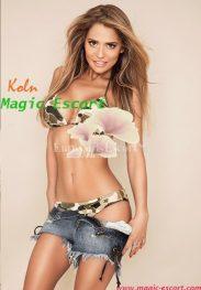 Jennie , agency Magic Escort
