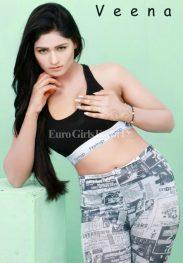 Veena , agency Vip Indian Escorts Models