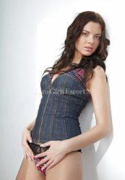 Nicky Bell , agency Cover Girls Elite Escorts