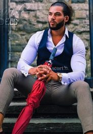 Byron , agency Elite Male Models