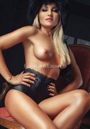 Olya , agency Elite Models