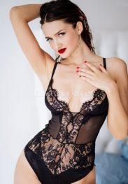 Irma , agency Elite Models