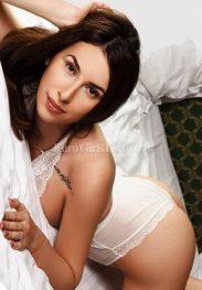 Katina , agency Elite Models