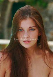 Polina , agency Elite2002
